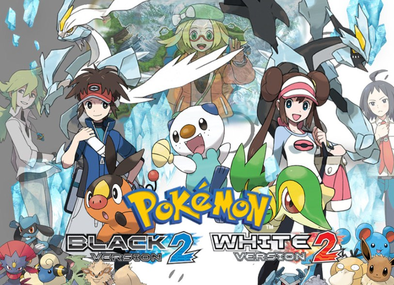 Film Pengantar Pokémon Black & White 2