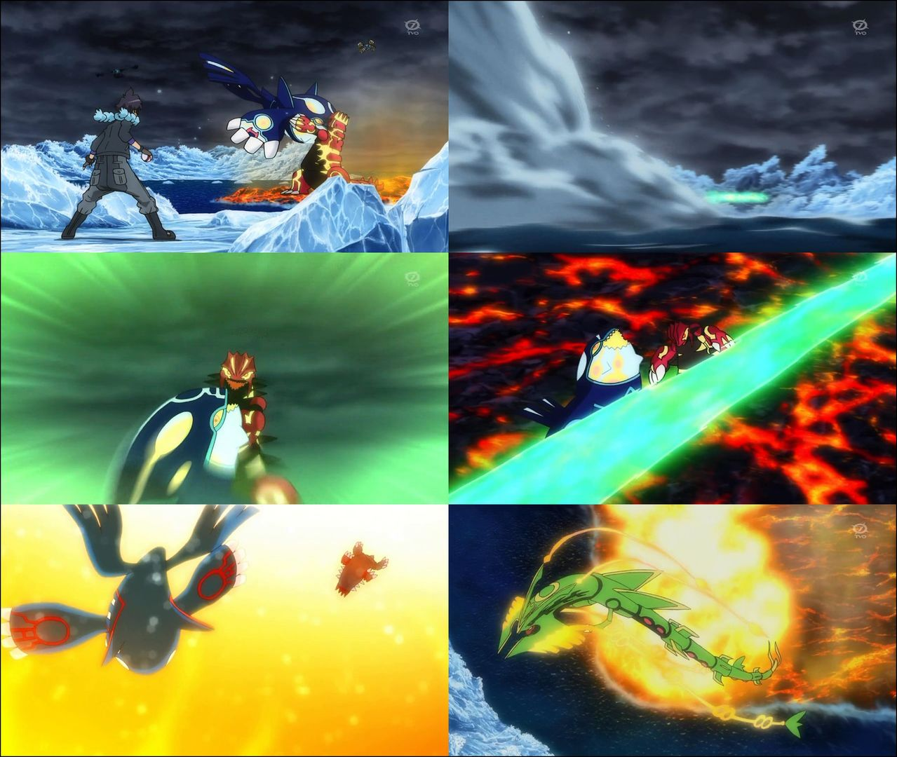 Pokémon XY Special Episode: The Strongest Mega Evolution - Act III