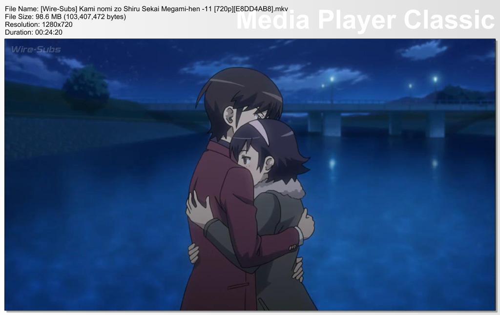 Kami nomi zo Shiru Sekai: Megami-hen - 11