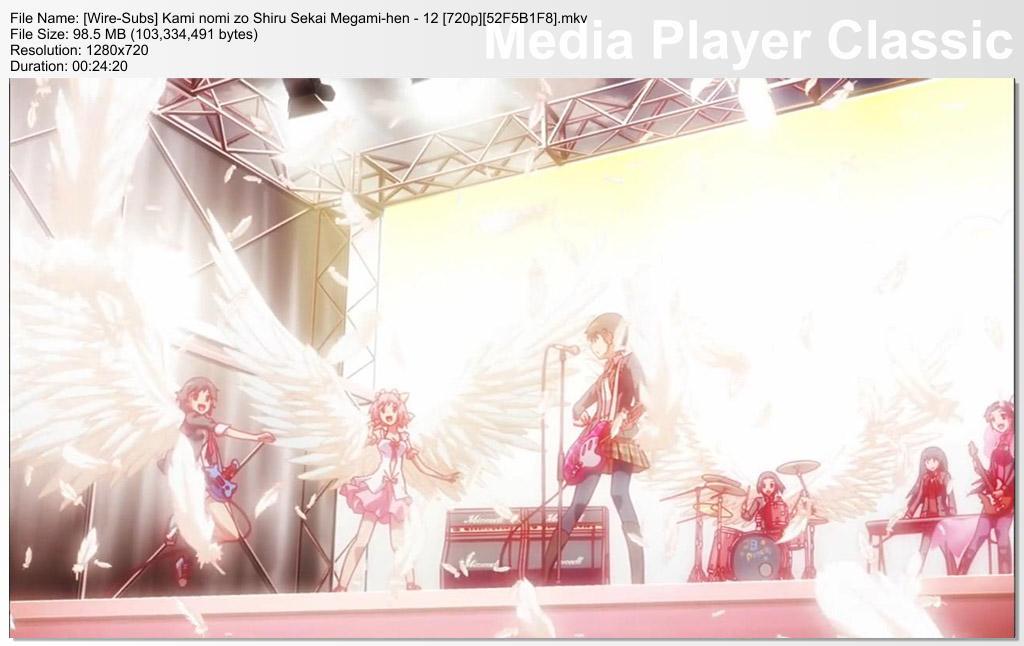 Kami nomi zo Shiru Sekai: Megami-hen - 12