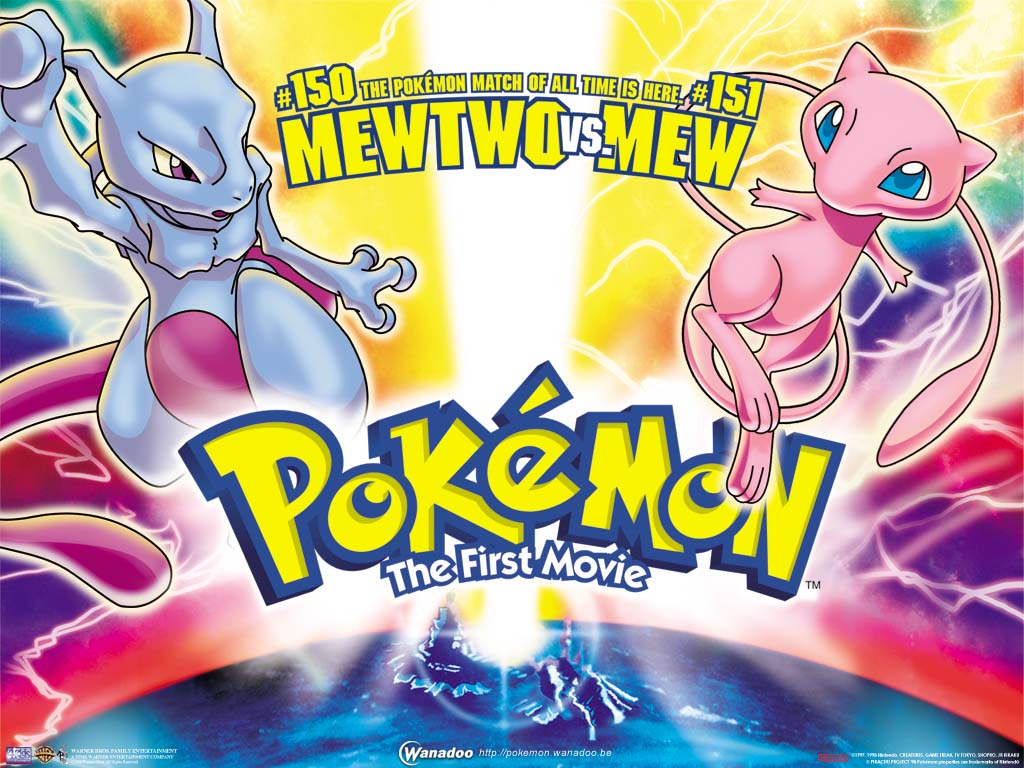 Pokémon Movie 1 - Pembalasan Mewtwo